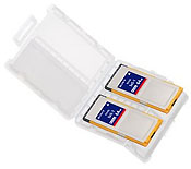 Sony 2SBS-64G1A 2SBS64G1A SxS-1 64GB Memory Card Two Pack