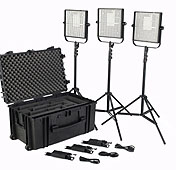 Litepanels 903-6103 (1×1 LS Traveler Trio Plus Kit)