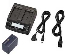 Sony ACC-L1BP ACC-L1BP AC adaptor/charger and battery kit