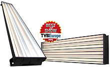 BBS Lighting Pipeline 4 Bank 4Ft Poleop Yoke 4300K (3550)