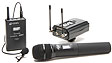 Azden 330LH 330LH UHF Dual-Channel Wireless System